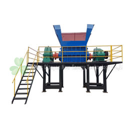 Mesin Shredder Shaft Single